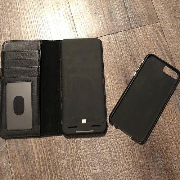 new concept bed96 63a3f Case mate iPhone 6 charging wallet